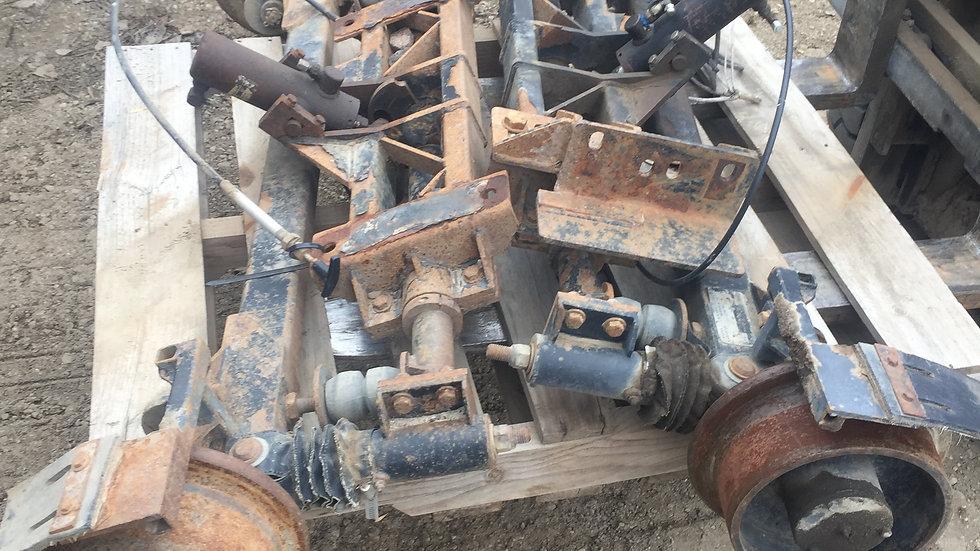 Rafna R290 Hydraulic Hy-Rail Gear