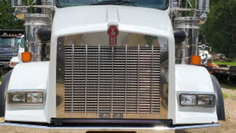 2016 Kenworth T800 High Rail Material Truck