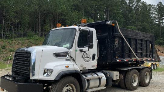 (1) 2016 Freightliner 108SD High Rotary Dump