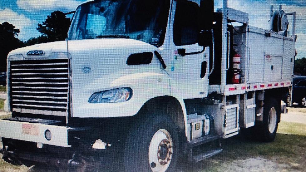 2011 Freightliner M2 Welding Truck