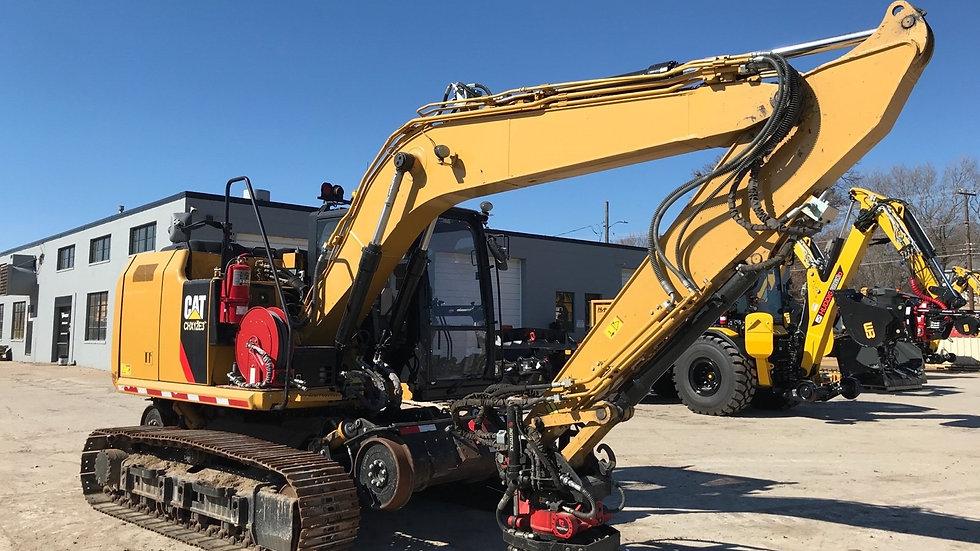 2016 Cat CHX12W ( Cat hydraulic Excavator ) 312E Series Hy-Rail