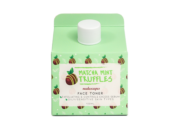 Matcha Mint Truffles Toner