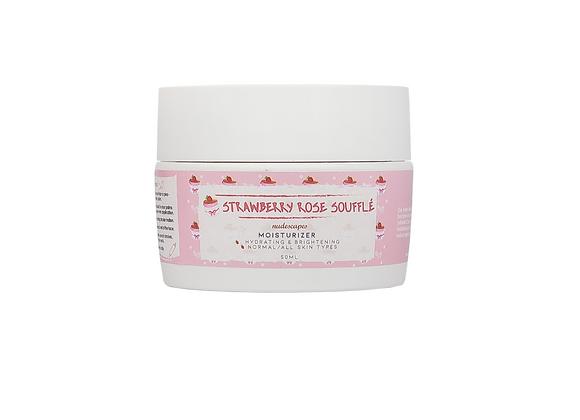 Strawberry Rose Soufflé Moisturizer