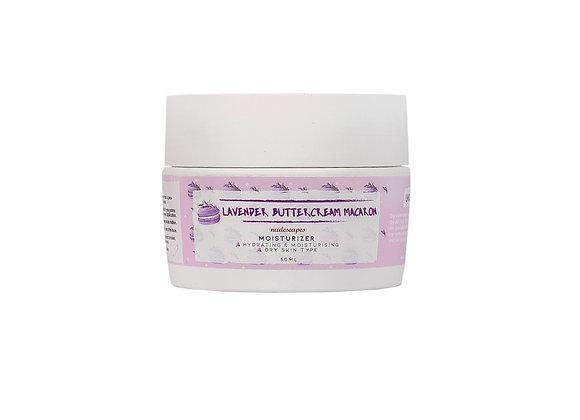 Lavender Buttercream Macaron Moisturizer