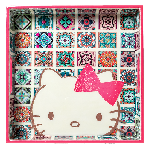 Hello Kitty x Photo Phactory Tiles Square Tray
