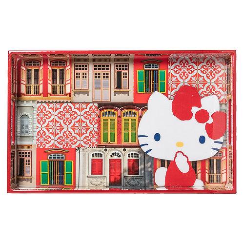 Hello Kitty x Photo Phactory Rowhouses Rectangle Tray