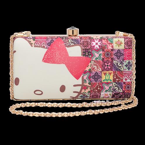 Hello Kitty x Photo Phactory Rectangle Clutch Bag