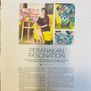 "The Business Times ""Peranakan Fascination"""