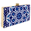 Thumbnail: The Chinatown Blue Rectangular Clutch