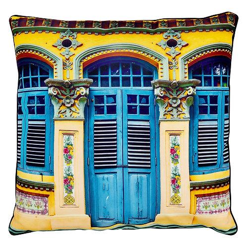 Art Deco Cushion Cover