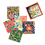 Thumbnail: Batik Shiok Collection (Set of 6 Coasters)