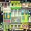 Thumbnail: Green Hue Rowhouses Cushion Cover