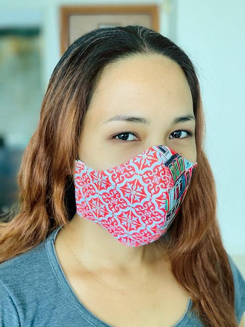 SG 55 Women Mask