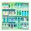 Thumbnail: Matcha Green Colonial Shophouses Scarf