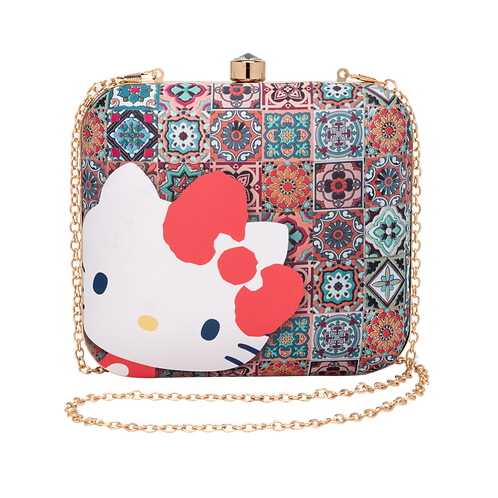 Hello Kitty x Photo Phactory Box Clutch