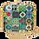 Thumbnail: Peranakan Tiles Box Clutch