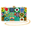 Thumbnail: Peranakan Tiles Rectangular Clutch