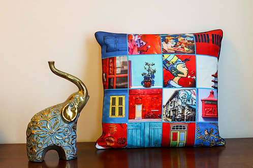 Scarlet Love Cushion Cover