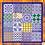 Thumbnail: Chinatown Blue Tiles Scarf