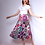 Thumbnail: Orchid Singapura Peranakan Tiles Pleated Skirt