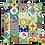 Thumbnail: Joo Chiat Peranakan Tiles Design Cushion Cover