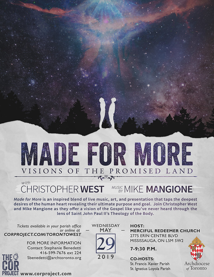 Made for More TORONTO WEST poster 2019.j