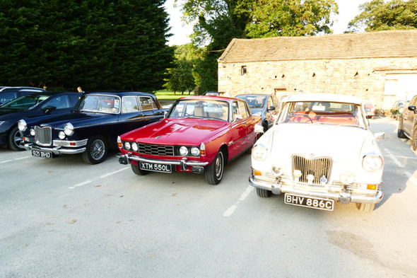 First 2021 club meeting - Concours night