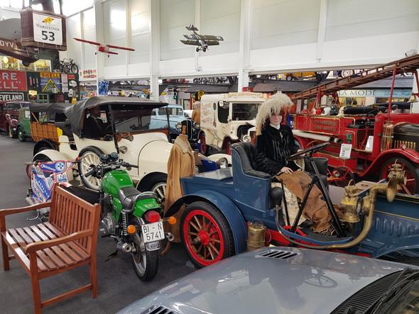 West Coast Run May 20th - Lakeland Motor Museum