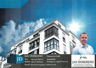 Finanzberater Jan Doberenz und Hausbau Berater Team Fertig.- Massivhaus Anbieter