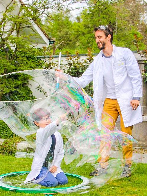 Spark Science Presenter (12+ children)