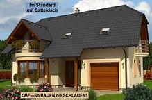 EFH Millennium 164 - Hausbau Berater Team Fertig.- Massivhaus Anbieter