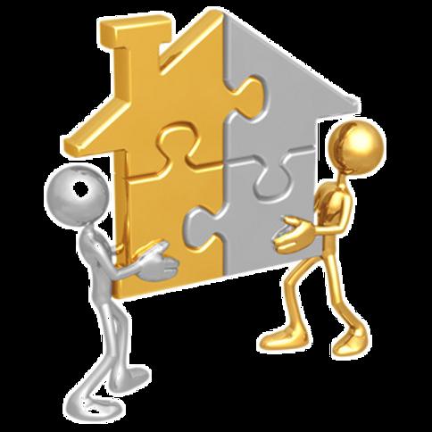 Logo Immobilien & Hausbau Team