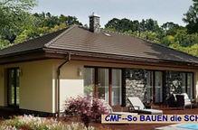 Bungalow CRB 97 - Hausbau Berater Team Fertig.- Massivhaus Anbieter