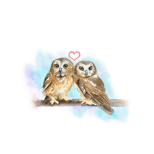 Love Owls - Sweetheart