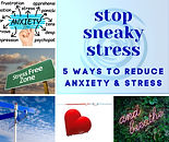 Stop Sneaky Stress