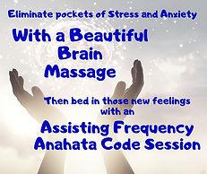 Brain Massage Anahata Code Mix FB post s