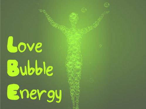 Love Bubble Energy