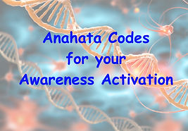 Anahata Codes with Heron Spirit Guide