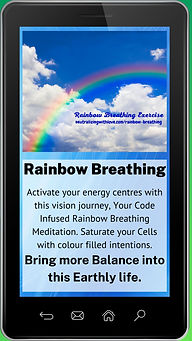 Rainbow Breathing Saturate your Cells