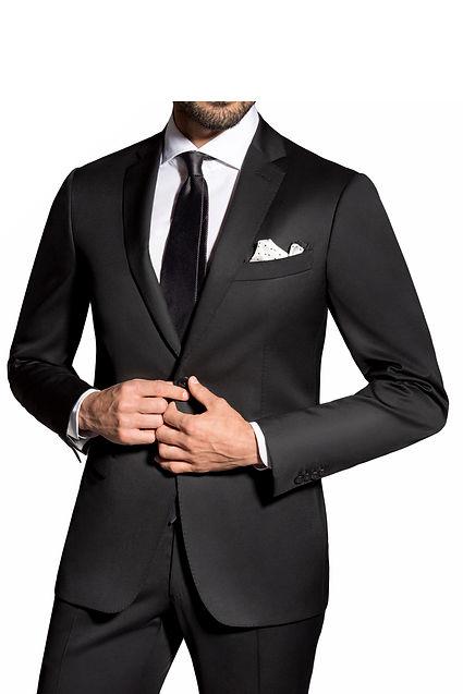 Costume noir classique By Monsieur