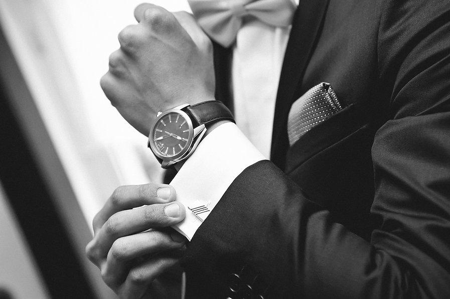 Comment être élégant en costume
