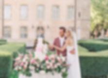 costume rose mariage 2020