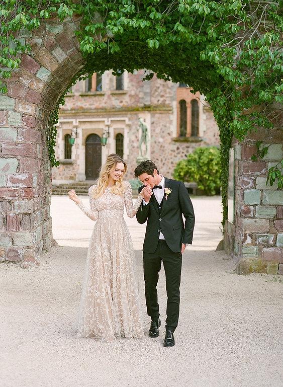 smoking ou costume mariage