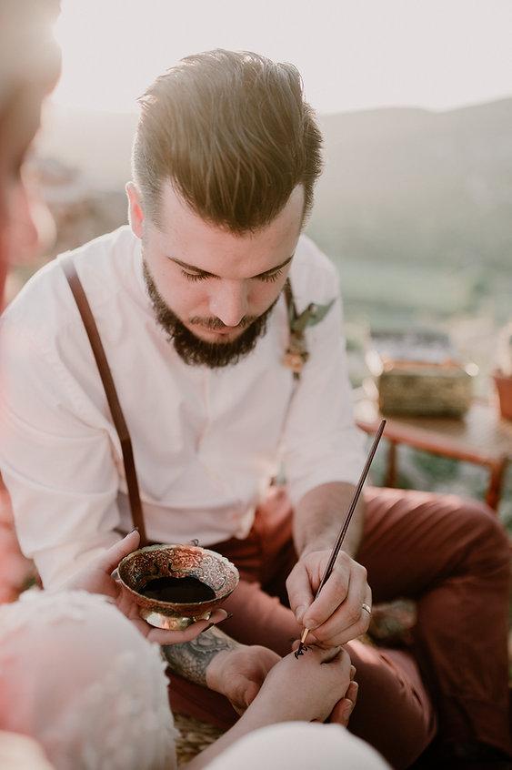 bretelles pour son mariage
