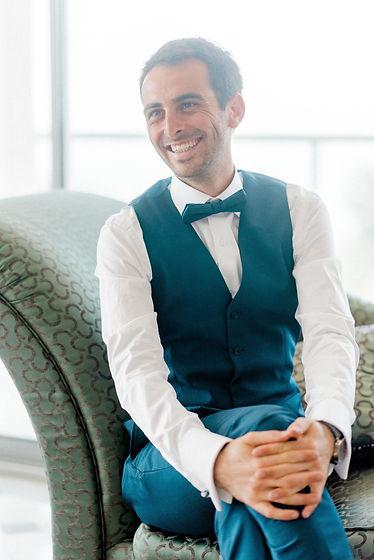 costume marié bleu toulouse