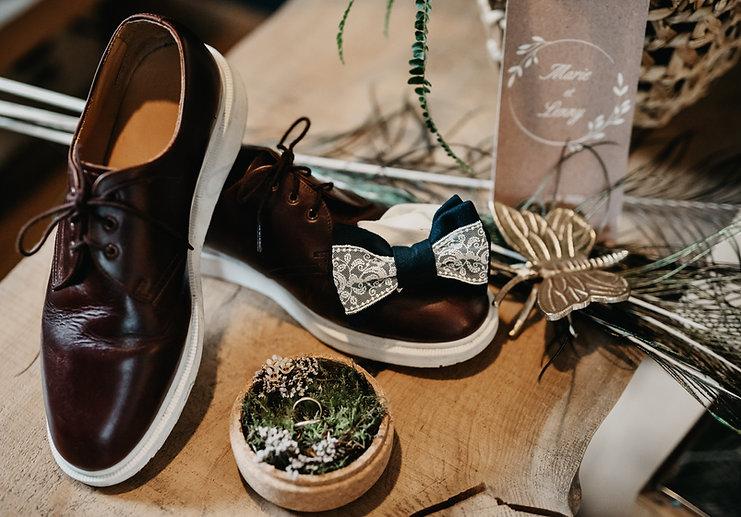 style street wear mariage