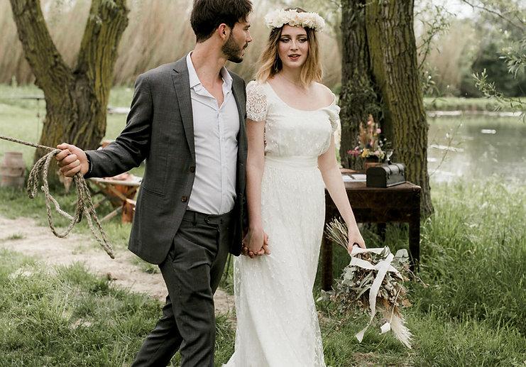 tendance mariage sans accessoire