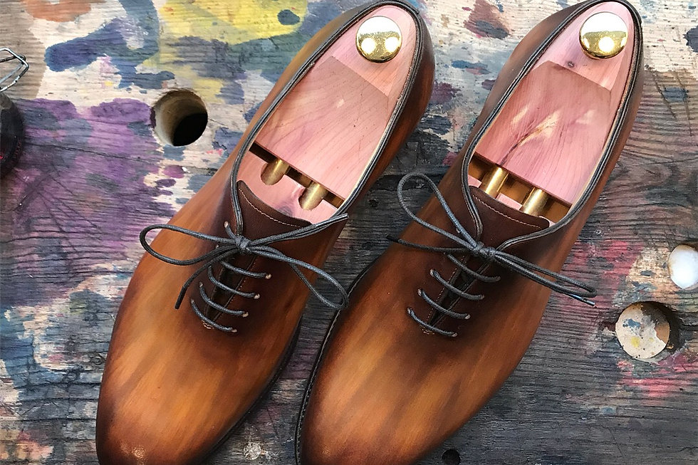 Chaussure-noire-mariage