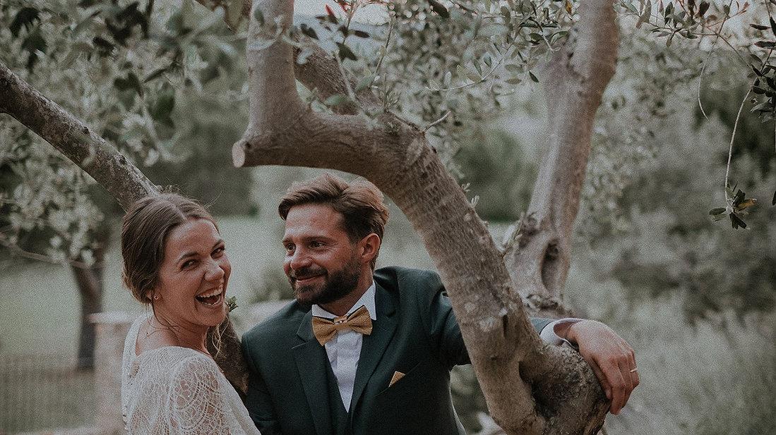 mariage noeud papillon cravate