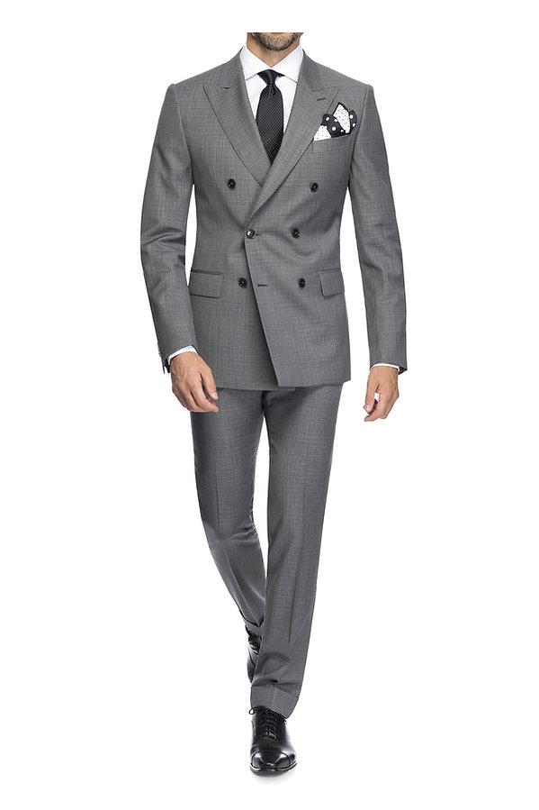 Costume gris style rétro By Monsieur